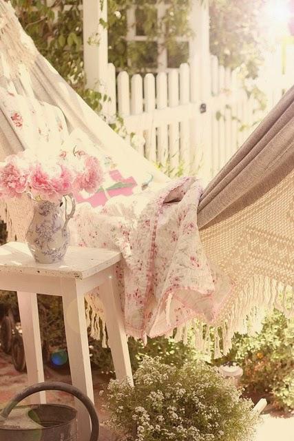 crochet hammock DIY