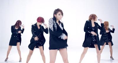 Ailee I'll Show You backup dancers microphone