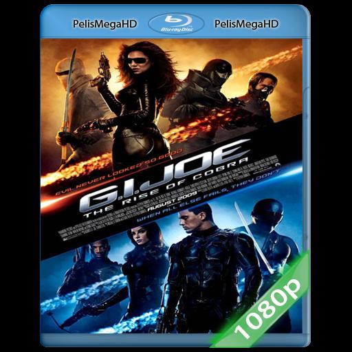 GI Joe: El Origen de Cobra (2009) 1080P HD MKV ESPAÑOL LATINO
