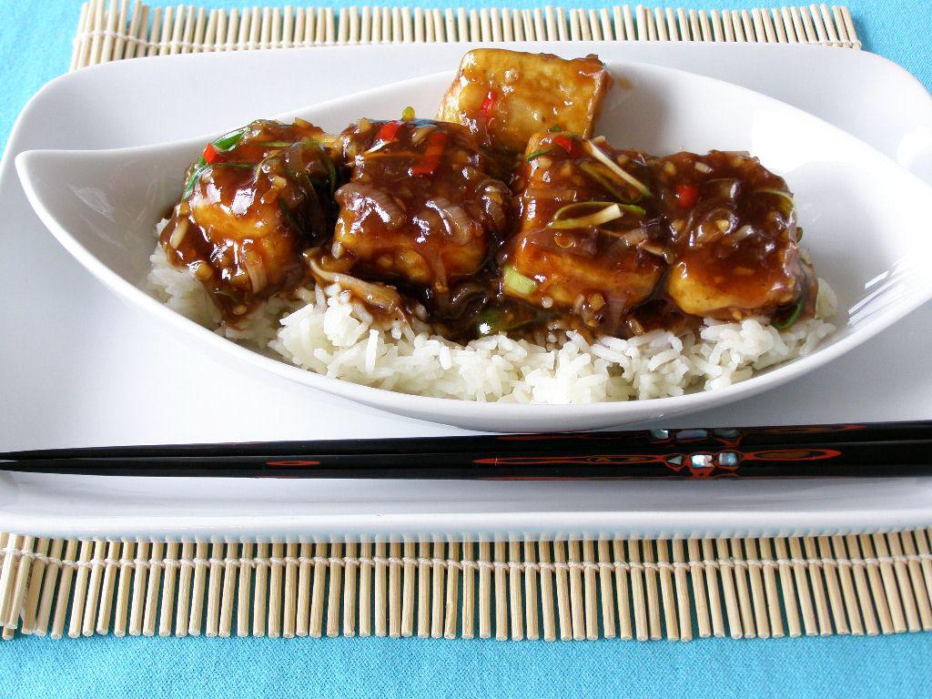 Breaded, Fried, Softly Spiced Tofu Recipes — Dishmaps