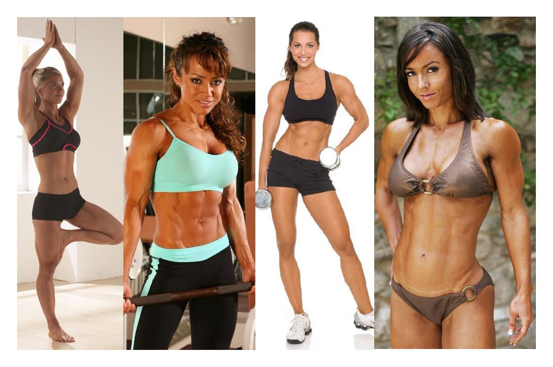 Women Fitness Bodies