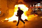 Manifestations nocturnes, divers, mai 2012