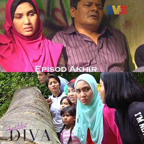 Sinopsis Anakku Diva episod akhir (episod ke 13) drama TV3 Slot dahlia, gambar, pelakon, akhir cerita drama Anakku Diva tamat, last episode, ending Anakku Diva, Anakku Diva episod terakhir episod 13