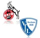 FC Köln - VfL Bochum