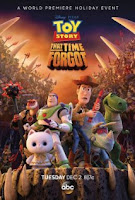 Toy Story that Time Forgot (2014) Poster