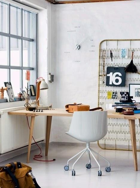 Inspiración despacho en casa