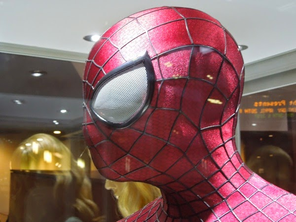 Amazing Spider-man 2 mask