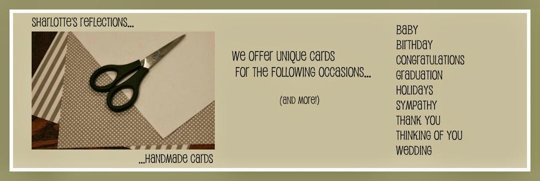 SR...Handmade Cards