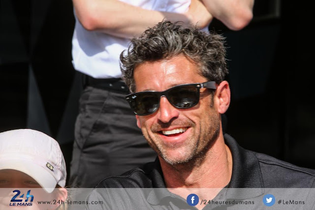 Patrick Dempsey will once again be driving at Le Mans in 2015