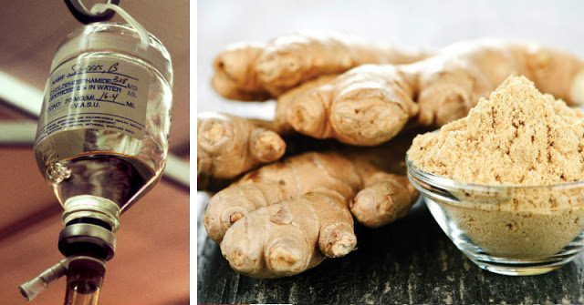New Cancer Study Shows Ginger is 10,000 Times Stronger Than Chemo