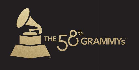 Lista de nominados para 58° edición de los Grammys 2016.