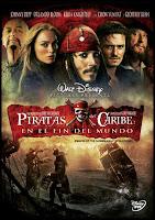 Piratas del Caribe: En el fin del mundo (2007) online y gratis