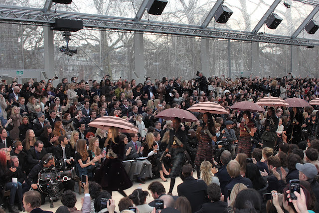 Burberry London Fashion week