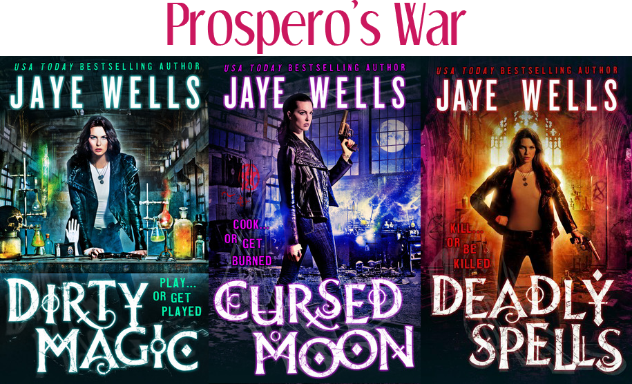 https://www.goodreads.com/series/85812-prospero-s-war