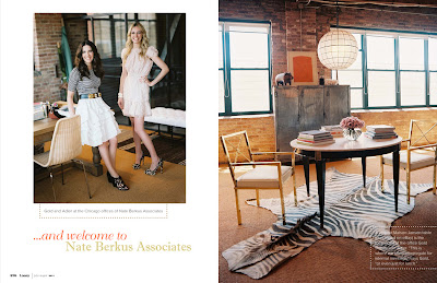 And If Her Apartment Wasnu0027t Enough, Their Workspace At Nate Berkus  Associates Has Me Envious.