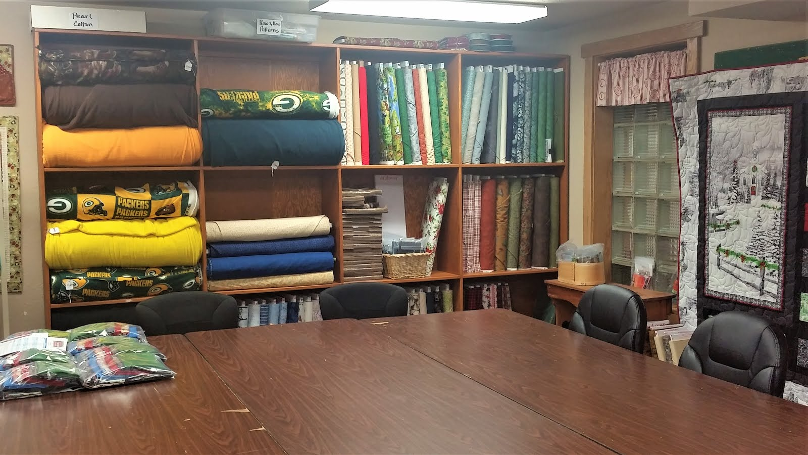 Long Arm Quilting Classes Wisconsin