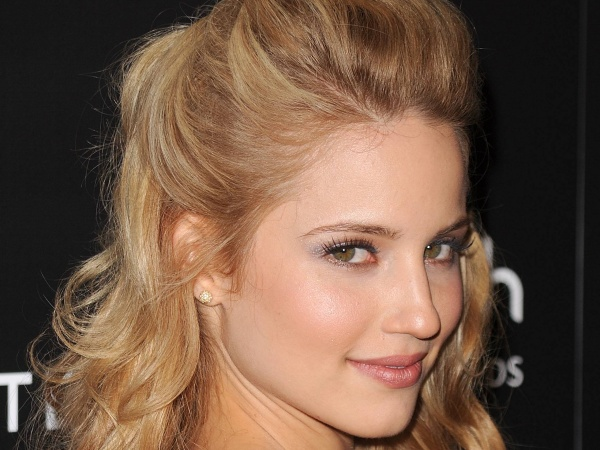 Dianna  Agron Biography and Photos 2012