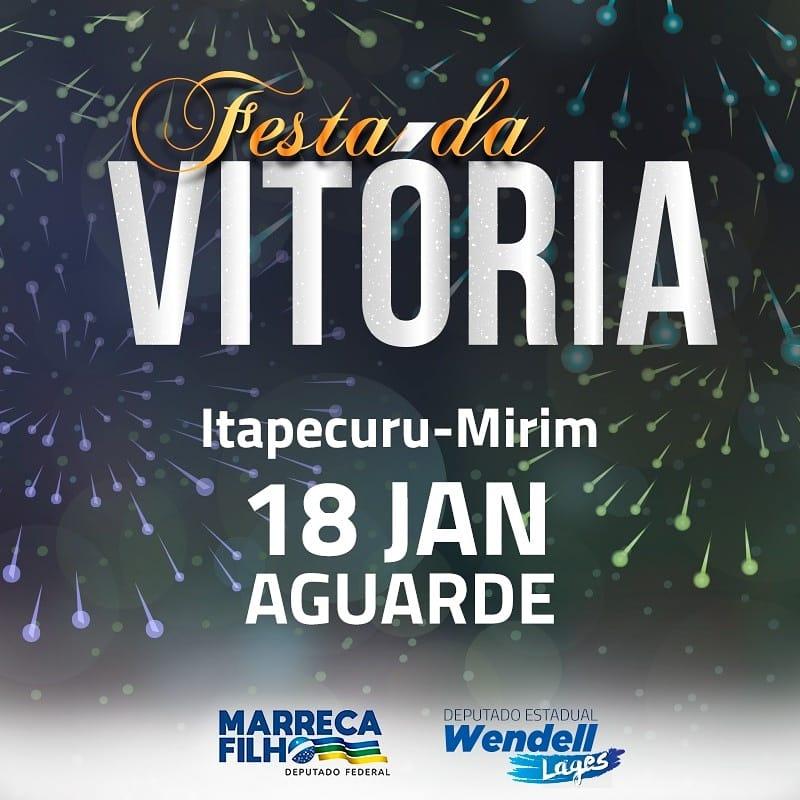 FESTA DA VITÓRIA 2019