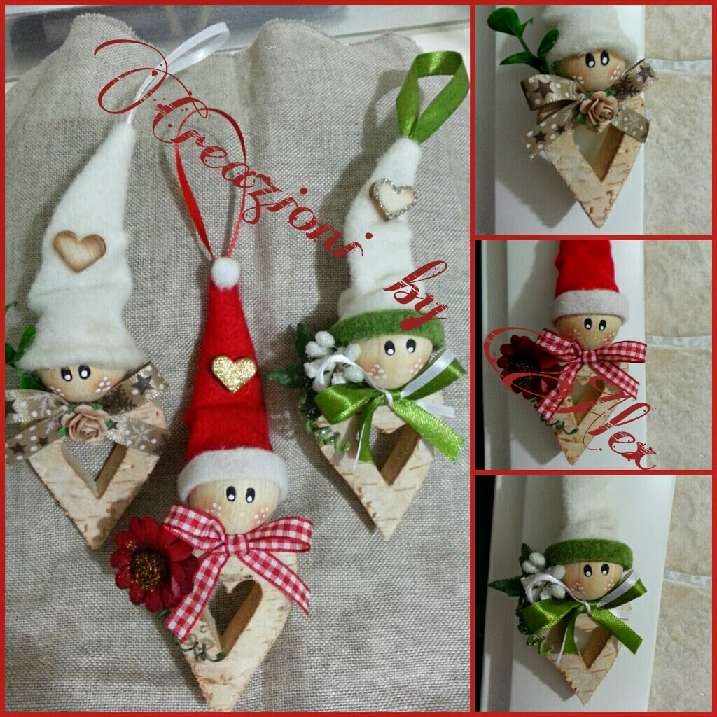 1000 images about angioletti fatine e folletti on pinterest feltro angel and natale - Pinterest natale ...
