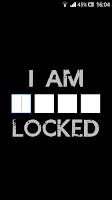 """I am Sherlocked"""" Lockscreen Android"""
