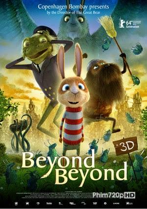 Hành Trình Đến Vương Quốc Fjaderkungens - Beyond Beyond