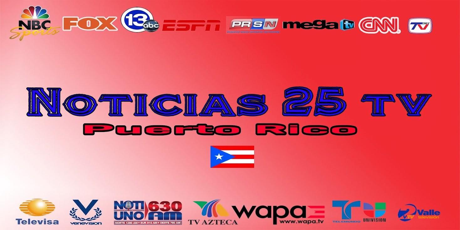 Noticias 25 TV