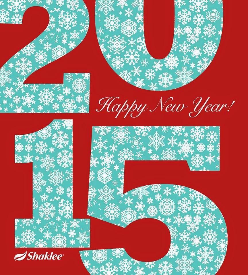 Shaklee Selamat Tahun Baru 2015