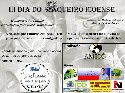 lll DIA DO VAQUEIRO ICOENSE