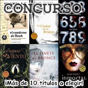 Concursos en el blog