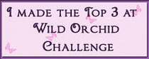 Top 3 Wild Orchid Craft Challenge