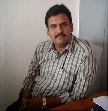 B. Balaji Reddy, M.A., (Ph.D), Teacher in English, Indus High School, Kurnool.