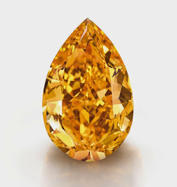 The Orange Diamond