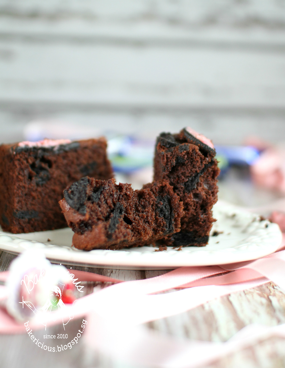 Bakericious: Whole Wheat Mocha Cake 摩卡全麦蛋糕 LTU #10