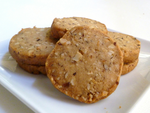 Cookistry: Hazelnut Cookies