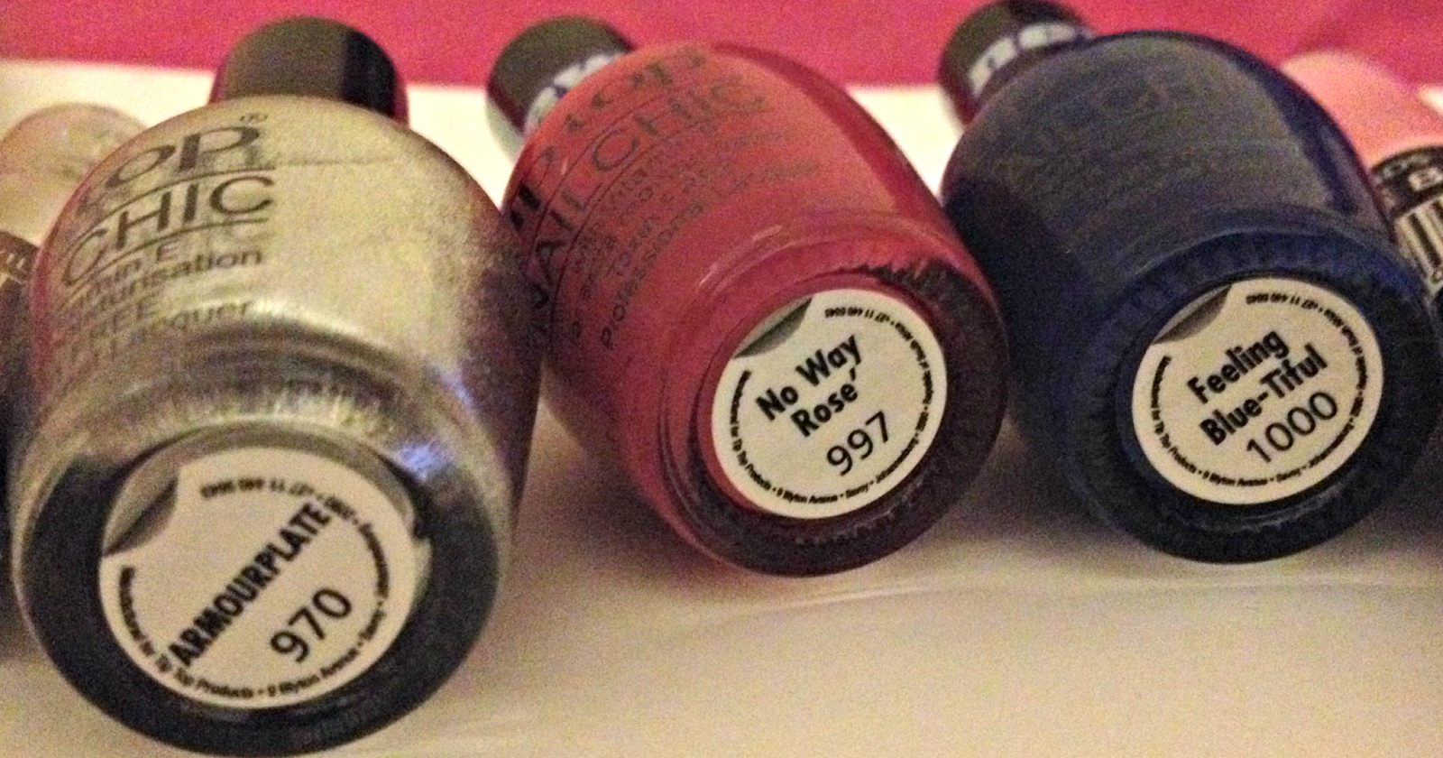 tip top nail polishes shades