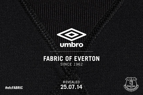 Leaked! Evertons brand new 2014 15 away kit [Pictures]