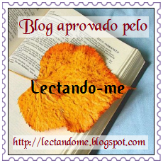 Selo do blog 'Lectando-me'...