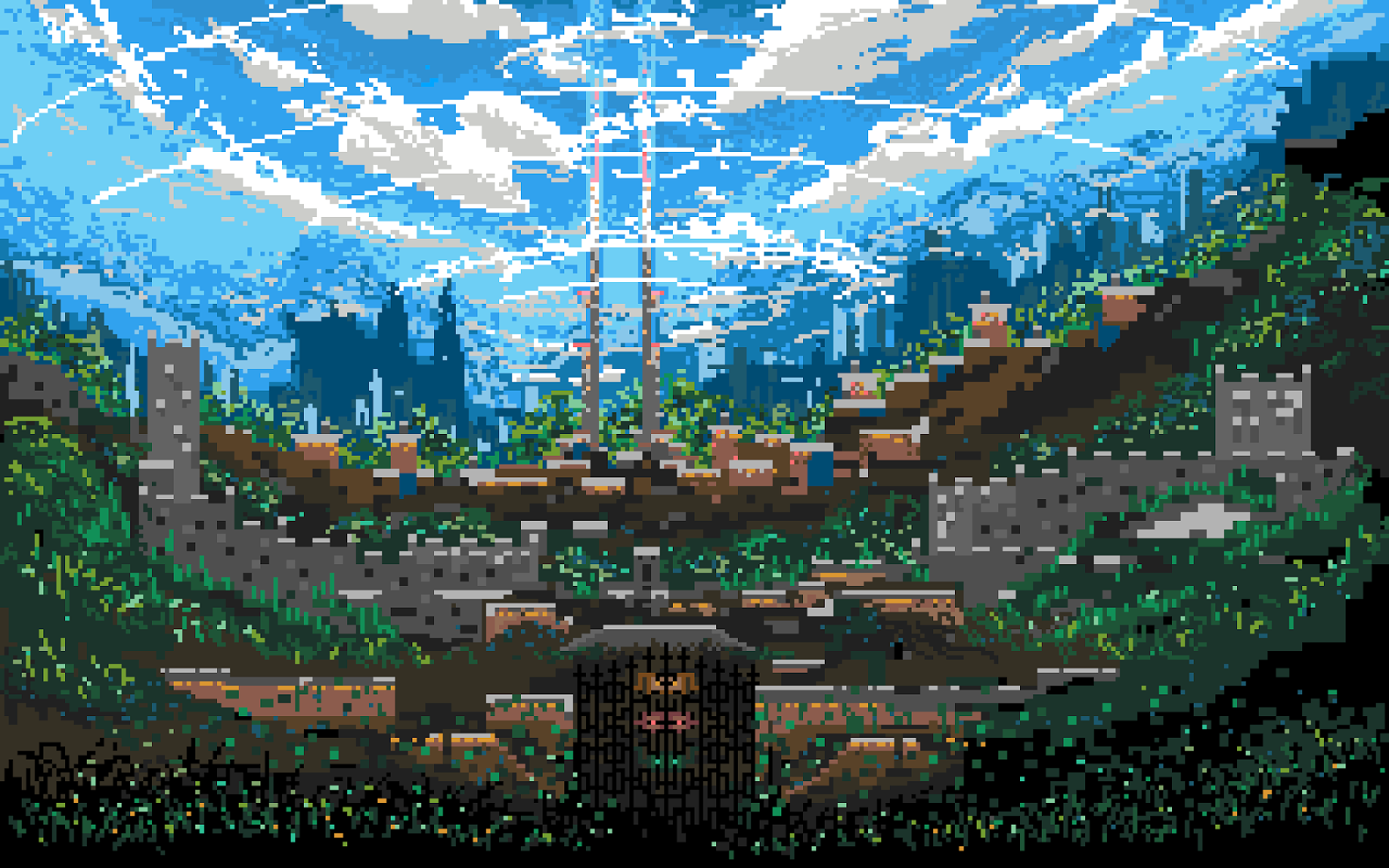 pixel art 2014