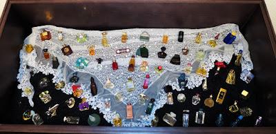 Maite Bravo Sánchez: Miniaturas de Perfumes