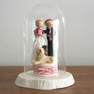 Porcelain Wedding Cake Toppers Uk
