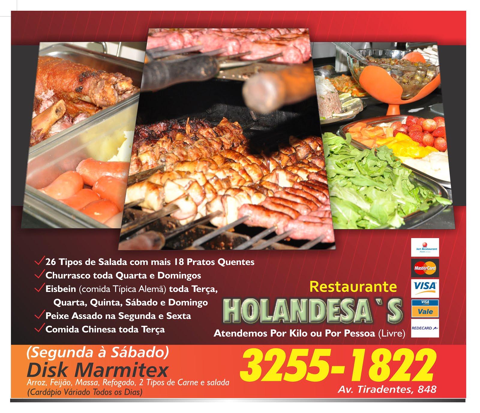Holandesa's Restaurante