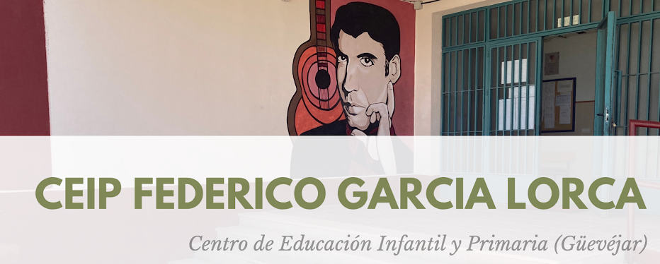 CEIP FEDERICO GARCÍA LORCA