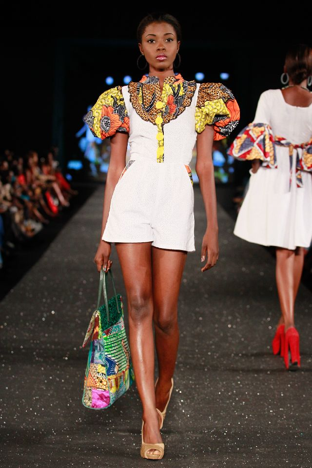 Ciaafrique african fashion beauty style arise fashion week 2012 kiki clothing Ciaafrique fashion beauty style