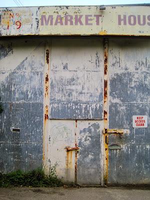 alley doors