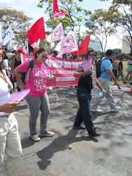 I Marcha Nacional Contra Homofobia
