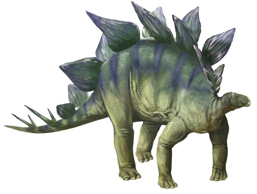 T02E16 - O principio do Fim Stegosaurus