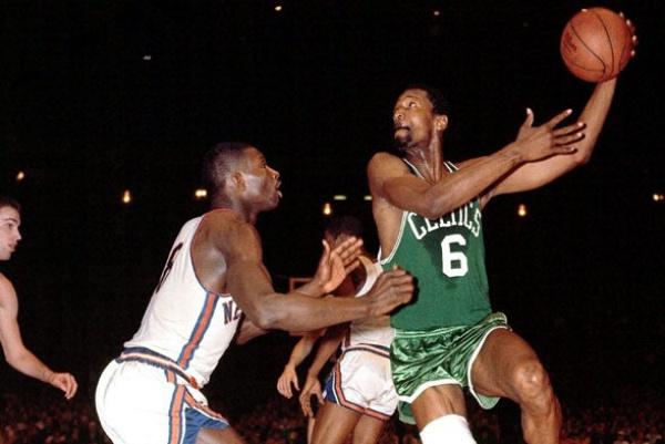 Pemain Basket Terbaik Bill Russel