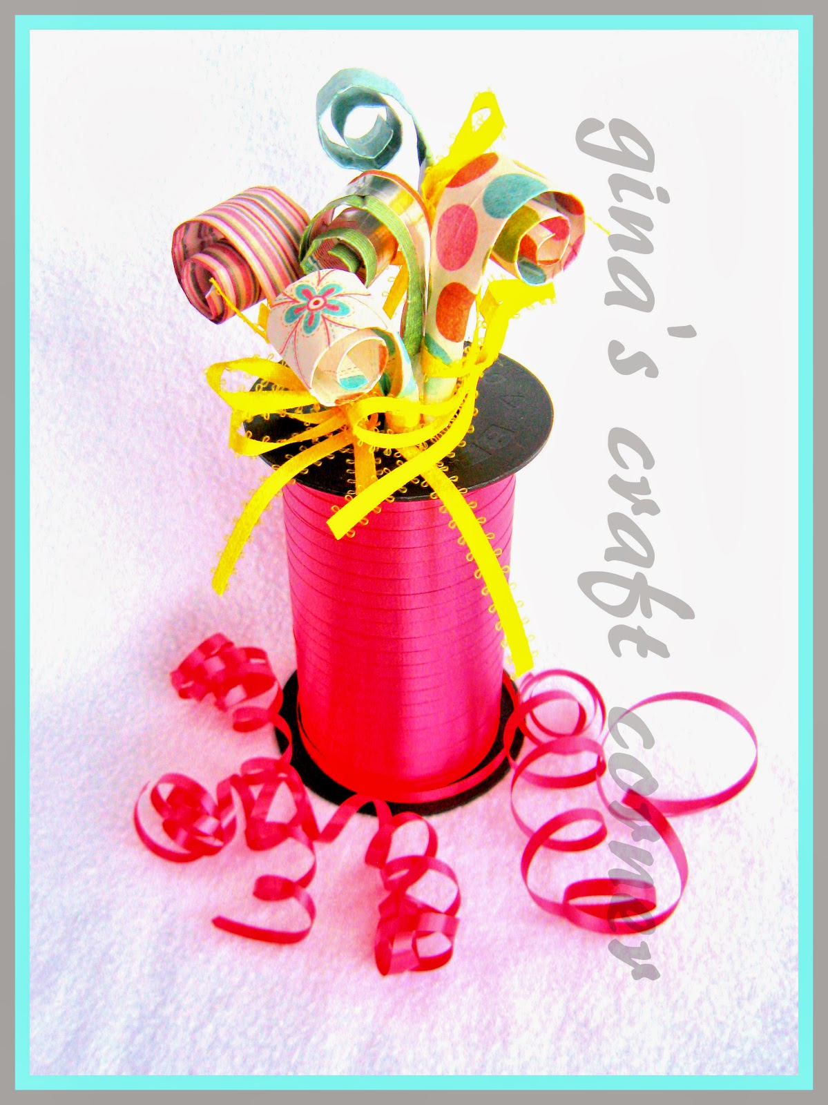 Ginas Craft Corner New Years Blowers For Kids In 6 Easy Steps