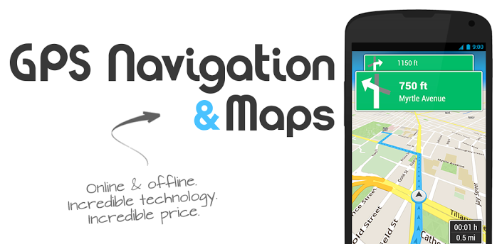 Image result for Maps & Navigation apk
