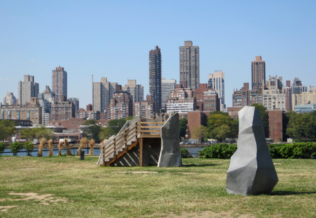 New York City Museum A Thon Socrates Sculpture Park